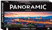 Florence, Italy 1000 Piece Panoramic Jigsaw Puzzle | Merchandise