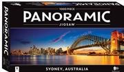 Sydney Australia 1000 Piece Panoramic Jigsaw Puzzle | Merchandise