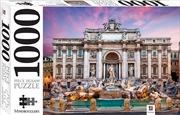Trevi Fountain, Italy 1000 Piece Jigsaw