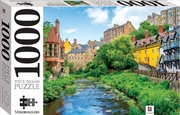 Dean Village, Edinburgh, Scotland 1000 Piece Puzzle | Merchandise