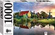 Zaandam, Holland 1000 Piece Jigsaw | Merchandise