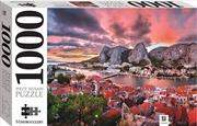 Dalmatia, Croatia 1000 Piece Jigsaw | Merchandise