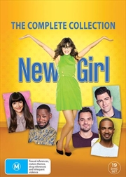 New Girl | Complete Series | DVD