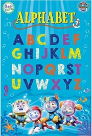 Paw Patrol - Under The Sea ABC Poster