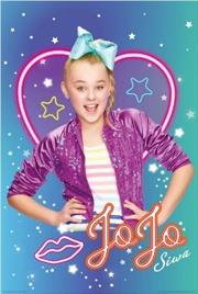 JoJo Siwa - Neon Heart Poster | Merchandise