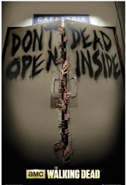 Walking Dead - Keep Out Poster | Merchandise