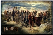 Hobbit: An Unexpected Journey - The Company Poster