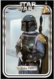 Star Wars Classic - Boba Fett  Poster