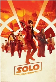 Solo: A Star Wars Story - One Sheet Poster