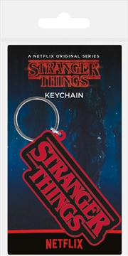 Stranger Things - Logo | Accessories