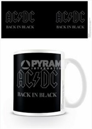 AC/DC - Back In Black | Merchandise