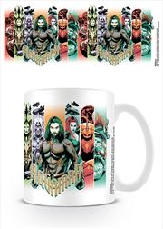 Aquaman - Characters Bands | Merchandise