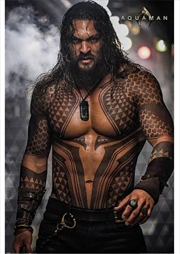 Aquaman - 6 Pack Poster