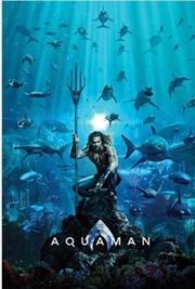 Aquaman - Teaser Poster