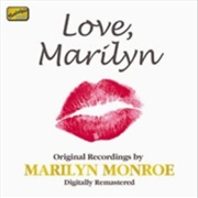 Love Marilyn | CD