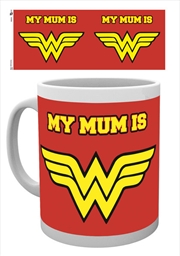 DC Comics - Wonder Woman - My Mum