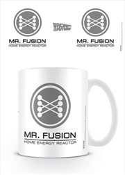 Back To The Future - Mr Fusion | Merchandise