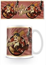 DC Comics - Bombshell Harley Quinn Red
