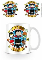 Justice League - Chibi