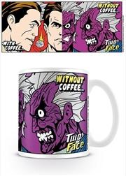 DC Comics - Batman Two-Face Coffee