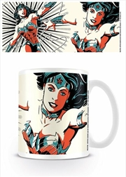 DC Comics - Justice League Wonder Woman Colour | Merchandise