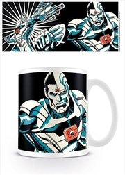 DC Comics - Justice League Cyborg Colour | Merchandise