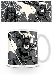 DC Comics - Justice League Batman Colour