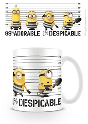 Despicable Me 3 - Line Up