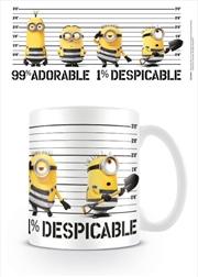 Despicable Me 3 - Line Up | Merchandise