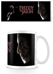 Freddy Vs Jason - Face Off