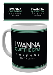 Friends - I Wanna Quit The Gym | Merchandise