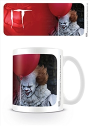 IT - Pennywise Red