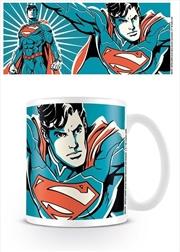 DC Comics - Justice League Superman Colour