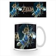 Legend Of Zelda: BOTW - Game Cover