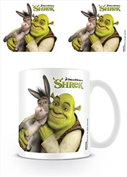 Shrek - Shrek And Donkey
