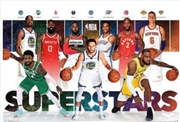 NBA - Superstars 18 Poster