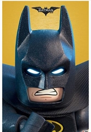 Lego Batman - Face Poster | Merchandise