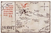 Hobbit: Desolation Of Smaug - Map Poster | Merchandise
