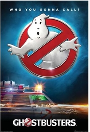 Ghostbusters 3 - Car Poster | Merchandise