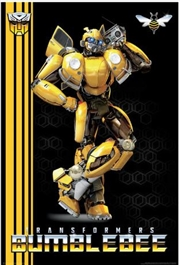 Bumblebee - Boombox Poster