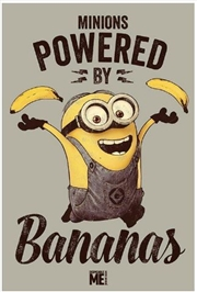 Despicable Me 2 - Powered By Bananas Poster
