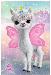 Animal Club - Llamacorn Poster