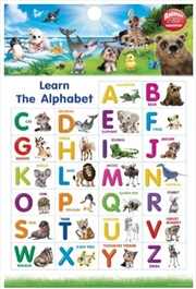 Animal Club - Alphabet Poster | Merchandise