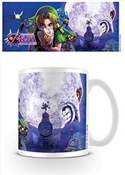 Legend Of Zelda - Majora's Mask Moon   Merchandise