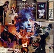 Last Temptation   CD