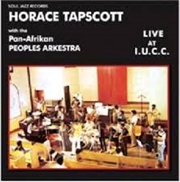 Soul Jazz Records Present Horace Tapscott With The Pan-Afrikan Arkestra