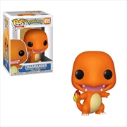 Pokemon - Charmander Pop! Vinyl [RS]