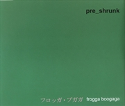 Frogga Boogaga | CD Singles
