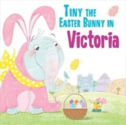 Tiny The Easter Bunny In Victoria