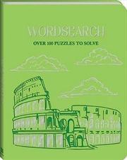 Deluxe Leather Puzzles Wordsearch